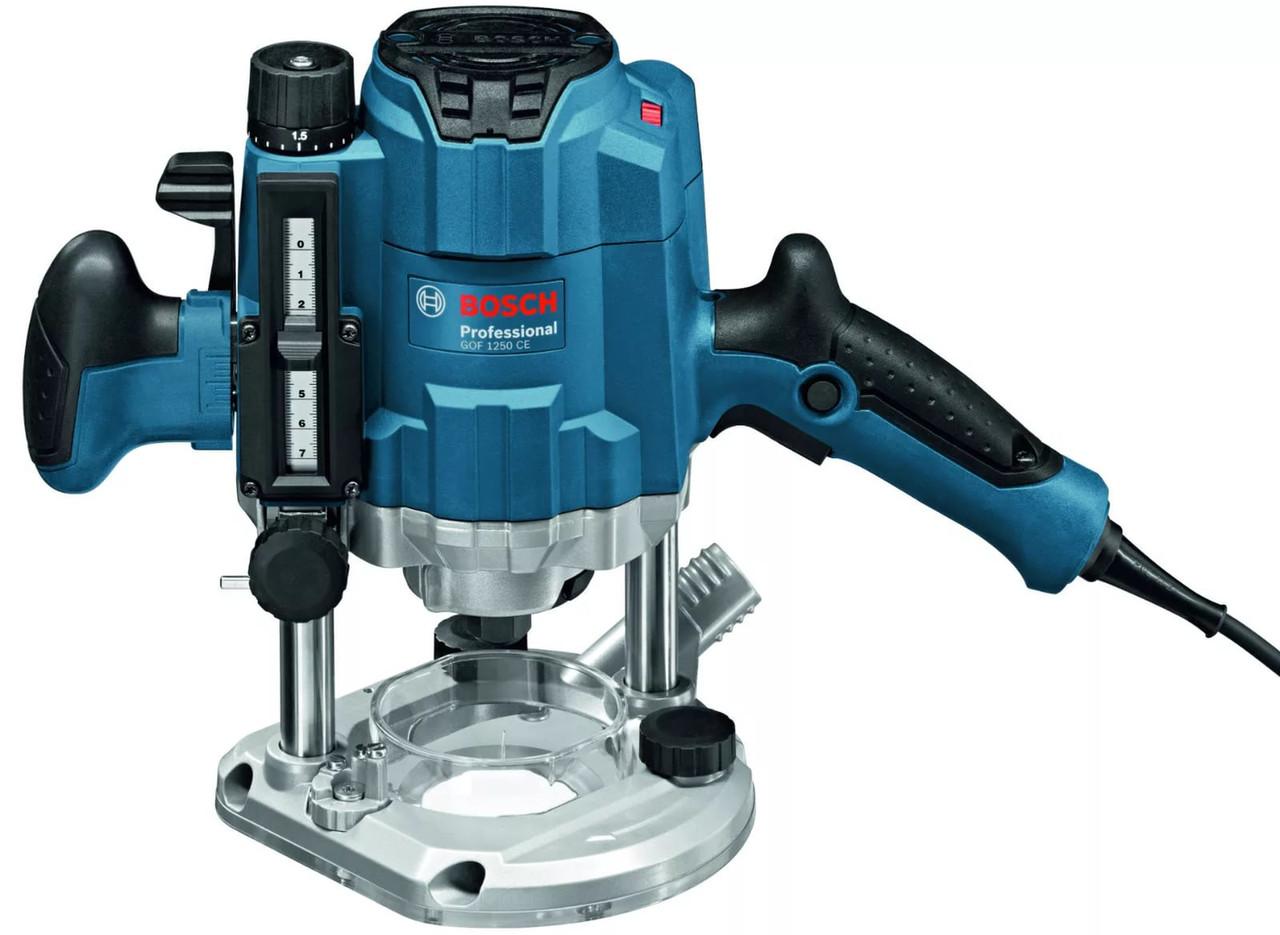 Фрезеры Bosch GOF 1250 CE 0601626000