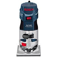 Кромочный фрезерBosch GKF 600 060160A102