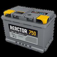 Аккумулятор Аком Reactor 6СТ-75 Ah (правый плюс)