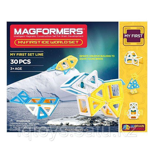 Magformers My First Ice World Set Мой первый Магформерс -Ледяной мир
