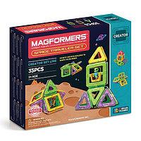 Magformers Space Traveler Set Магформерс Космический путешественник, фото 1