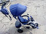 Детский трехколесный велосипед с поворотным сиденьем (6188), фото 3