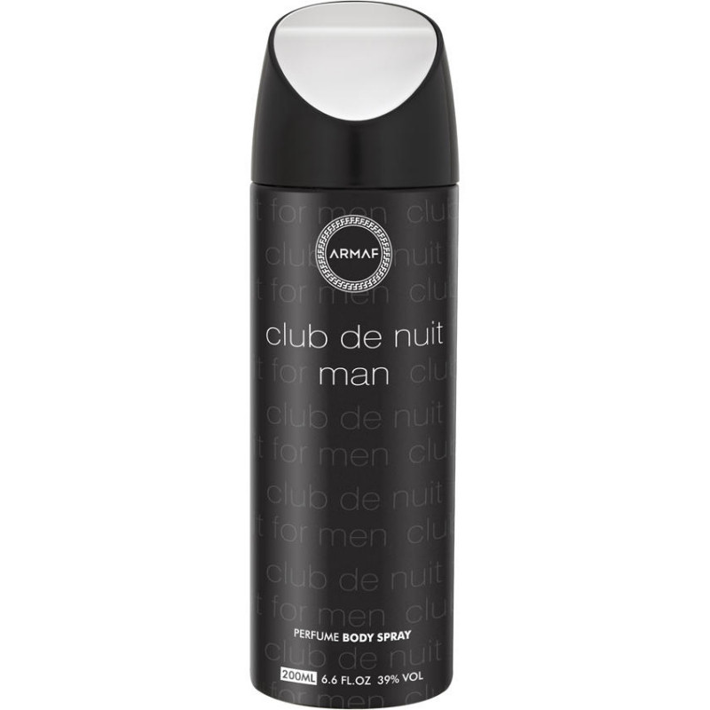 Парфюмированный дезодорант Club De Nuit Men Armaf
