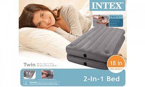 Матрас-кровать надувной Intex 67743 (Габариты: 191 х 99 х 46 см), фото 3