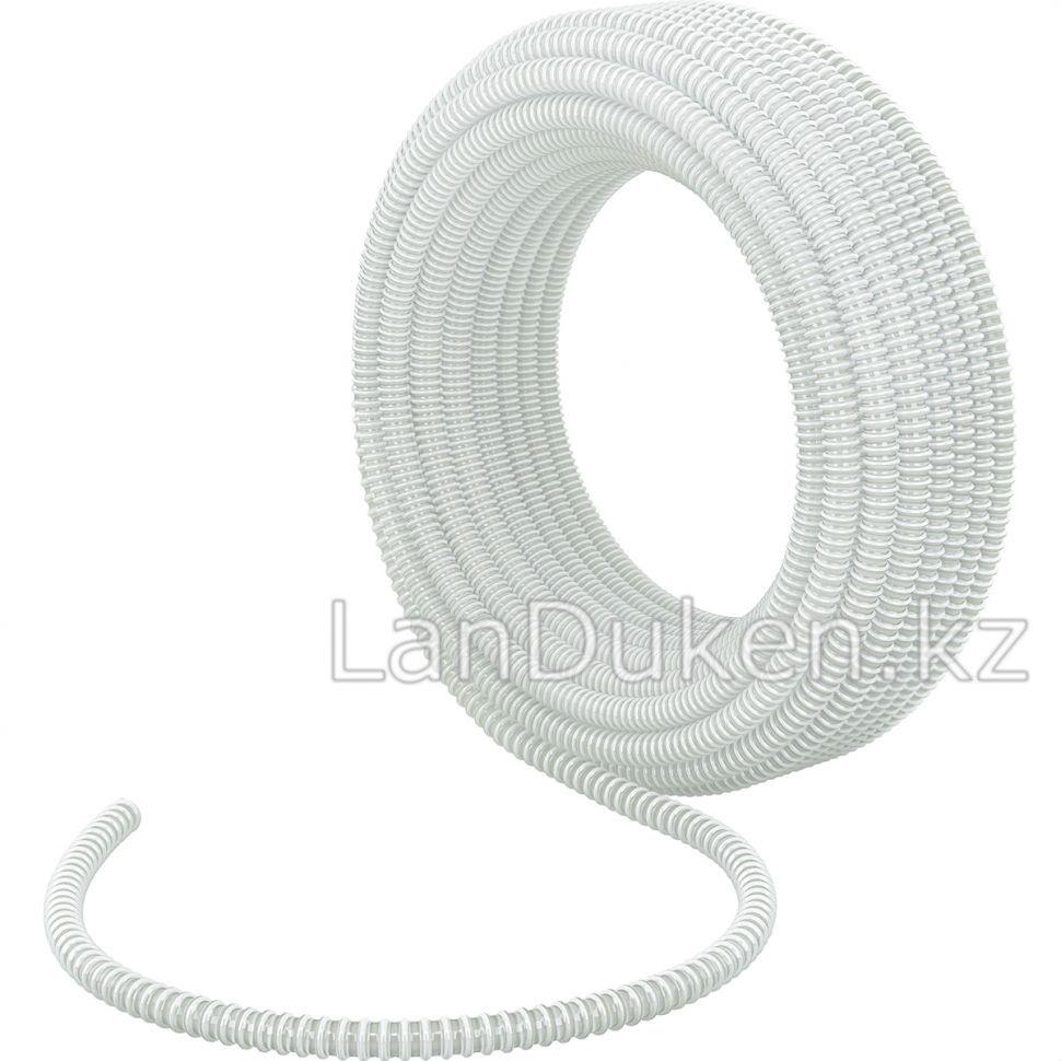 Спиральный шланг малонапорный Ф-25 мм, 3 атм., армированный 30 м 67310 Сибртех (002)
