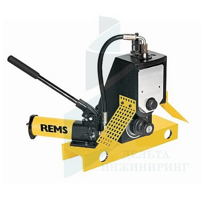 Устройство для накатки желобков REMS для RIDGID R 300