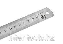 Линейки стальные измерительные