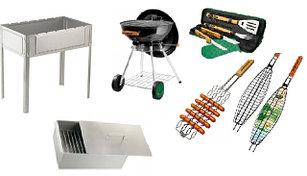 Для приготовления пищи, решетки для гриля и барбекю, мангалы, коптильни