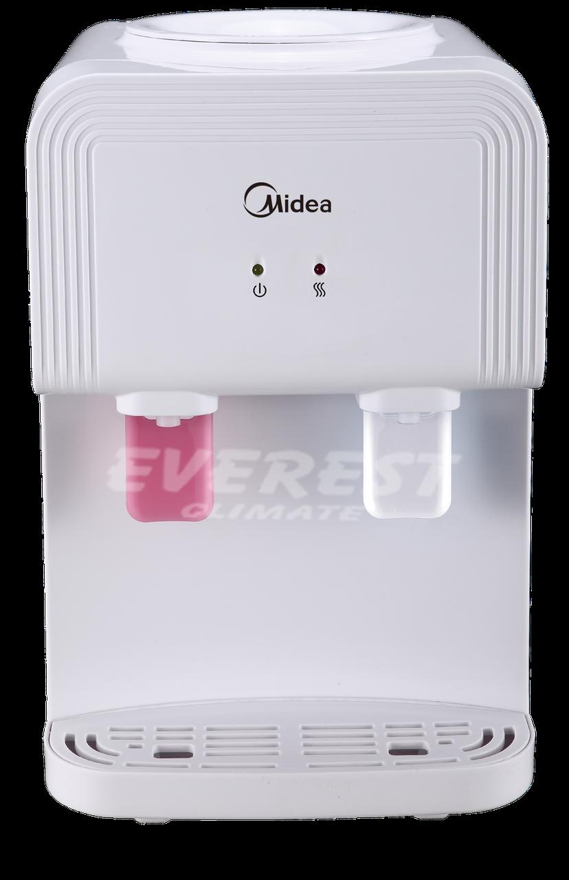Настольный диспенсер для воды MIDEA MK-14T (без охлаждения)