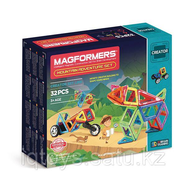 Magformers Mountain Adventure Set Магформерс Горные приключения