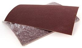 Шлиф-шкурка водостойкая на тканной основе, №6, 17х24см, 10 листов