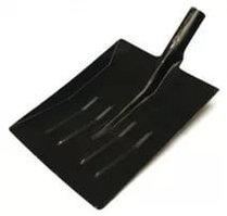 Лопата снеговая металлическая