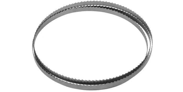Полотно ЗУБР для ленточной пилы ЗПЛ-750-305, L-2234мм, H-10, 0мм, шаг зуба - 2мм (12TPI); материал: углерод ста