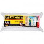 """Пленка STAYER """"MASTER"""" защитная укрывочная, HDPE, в рулоне, 12 мкм, 2 х 50 м"""