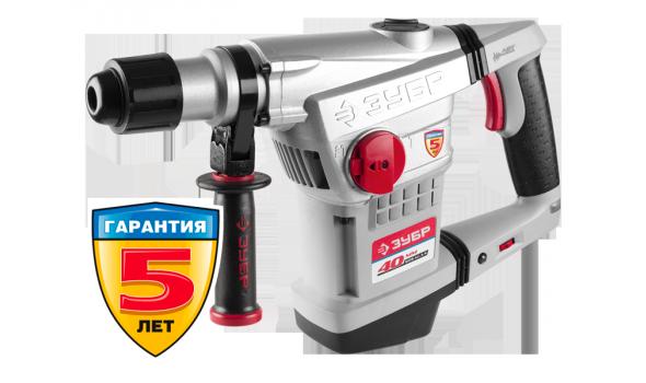 Перфоратор ЗУБР, SDS-Max, 10Дж, 6, 8 кг, 1250Вт, кейс