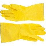 Перчатки DEXX латексные, х/б напыление, рифлёные, XL