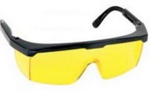 """Очки STAYER """"MASTER"""" защитные, желтые, поликарбонатная монолинза, регулируемые по длине дужки"""