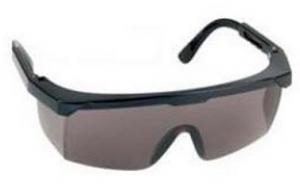 """Очки STAYER """"MASTER"""" защитные, серые, поликарбонатная монолинза, регулируемые по длине дужки"""