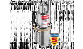 """Насос ЗУБР """"Родничок"""" вибрационный, погружной, для чистой воды, 18 л/мин, напор 60м, шнур 10м, 225Вт"""