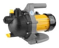 Насос GRINDA, пропускная способность 3000 л/час, высота подачи воды 35м, 600Вт