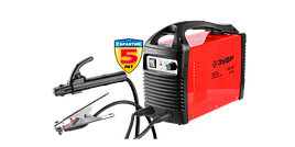 Инвертор ЗУБР сварочный, электр. 1, 6-4, 0 мм, А20-190, 1*220В