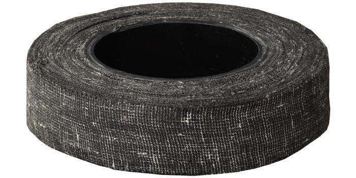Изолента ЗУБР армированная х/б тканью, черная, 150 г