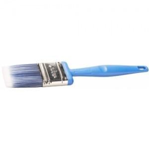 Кисть плоская ЗУБР ЭКСПЕРТ 2в1 БСГ-60 быстросъемная голова с переменн углом, тип АКВА искусств щетина, пласт ручка, 63мм