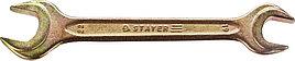 "Ключ STAYER ""MASTER"" гаечный рожковый, 19х22мм"