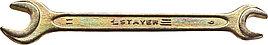 "Ключ STAYER ""MASTER"" гаечный рожковый, 9х11мм"