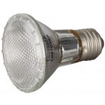 Лампа галогенная СВЕТОЗАР с защитным стеклом, цоколь E27, диаметр 65мм, 50Вт, 220В