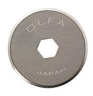 Лезвие OLFA круглое для PRC-2, чистый рез, 18х0, 3мм, 2шт