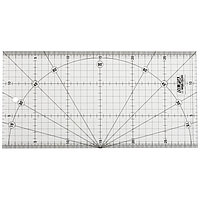 Линейка OLFA разметочная, метрическая, 150х300мм