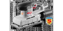 Машина ЗУБР плоскошлифовальная, мет платформа, 115х230мм, 6000-10000 об/мин, мешок для сбора пыли, 300Вт