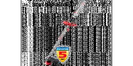 Триммер ЗУБР электрич, с верх двигателем, ш/с фреза 230мм, леска 380мм, леска 5*2мм, 1200Вт,