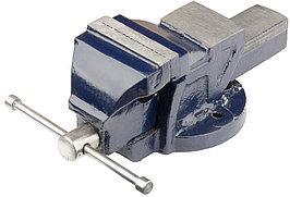 """Тиски STAYER """"STANDARD"""" слесарные с поворотным основанием, 150мм/ 12, 5кг"""