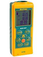 """Дальномер KRAFTOOL """"LASER-KRAFT"""" лазерный, дальность 5см - 70м, точность 1, 5мм"""
