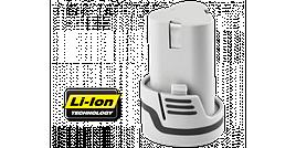 Батарея ЗУБР аккумуляторная литиевая для шуруповертов, 1, 5А/ч, 12В