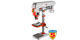 Станок ЗУБР сверлильный, безопасный выключатель, 12 скоростей, патрон 16мм, 550Вт