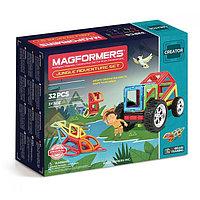 Magformers Jungle Adventure Set Магформерс Приключения в джунглях, фото 1