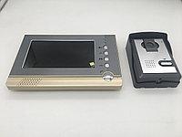 Видеодомофон с памятью SC-512