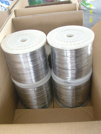 Нихромовая нить Х20Н80-ВИ, Н80ХЮД-ВИ ГОСТ 8803-89, фото 2