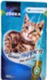 Edeka Влажный корм для кошек Рыба, пауч 100г, фото 1