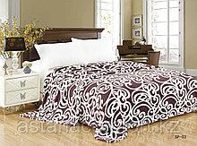 Плед - Покрывало на кровать. Велсофт. 150х220 см.