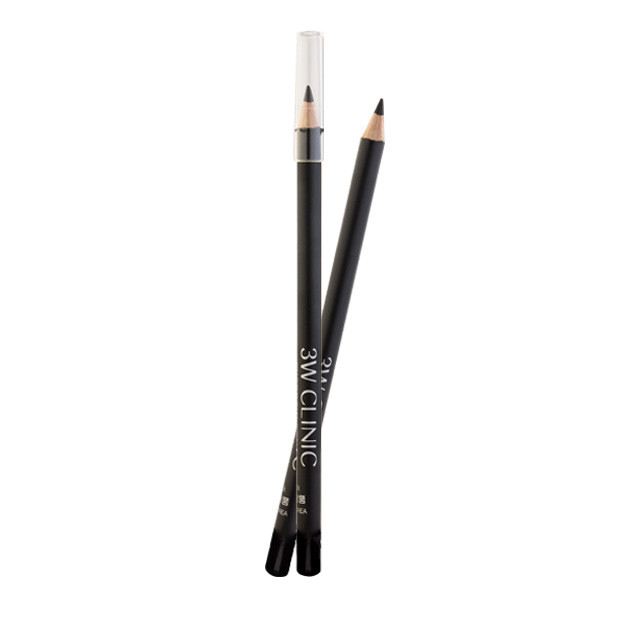 3W Clinic Карандаш для бровей Eyebrow pencil Brown / 02- Коричневый