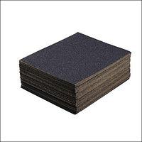 """Лист шлифовальный универсальный STAYER """"MASTER"""" на бумажной основе, водостойкий 230х280мм, Р80, упаковка по"""