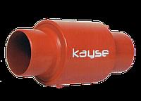 DN350 PN25 осевой ход 140мм Сильфонное компенсационное устройство осевой под приварку марки KALESIS