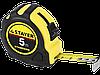 STAYER MASTER 7,5м / 25мм рулетка в ударостойком обрезиненном корпусе