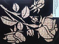 Трафарет роза для декупажа (размер 21*15см.)