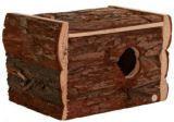 Trixie 5632 Деревянный домик для птиц - 21х13х12 см