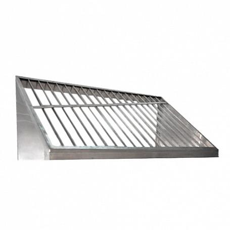 Полка для хранения крышек ПКК-Н-900 (900х400х400 мм)